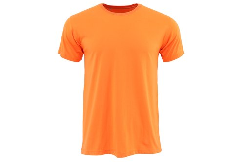 ✛ tools ✛ ultra-textured cotton men and women full size Tee Orange :: :: :: soft and comfortable breathable ::