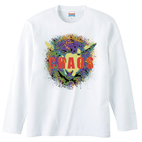 [Long Sleeve T Shirt] CHAOS 2