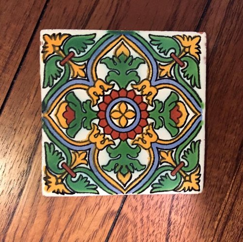 Additional replenishment! Spanish-style hand-painted tiles D, paragraph (a total of 25 models)