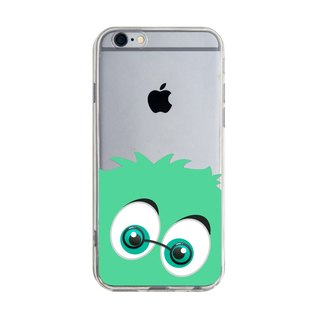Cute Little Monster - iPhone X 8 7 6s Plus 5s Samsung Phone Case