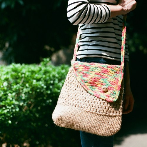 Rainbow Cake shoulder bag