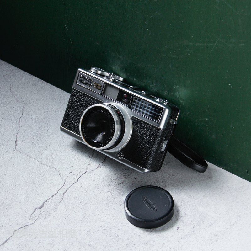 FUJICA 35 COMPACT 38mm F2.8 Film Evaluation Camera