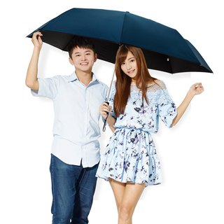 TDN anti-rebound and cool down 13 degree vinyl automatic opening umbrella (safety rod super large umbrella automatic umbrella)