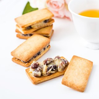 Lamb Grape Cream Sandwich Biscuits -10##Exclusive Special Stuffing #浓浓的兰酒香香