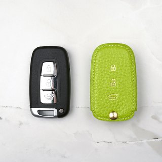 Hyundai Super Elantra (I-KEY) car key holster made to order