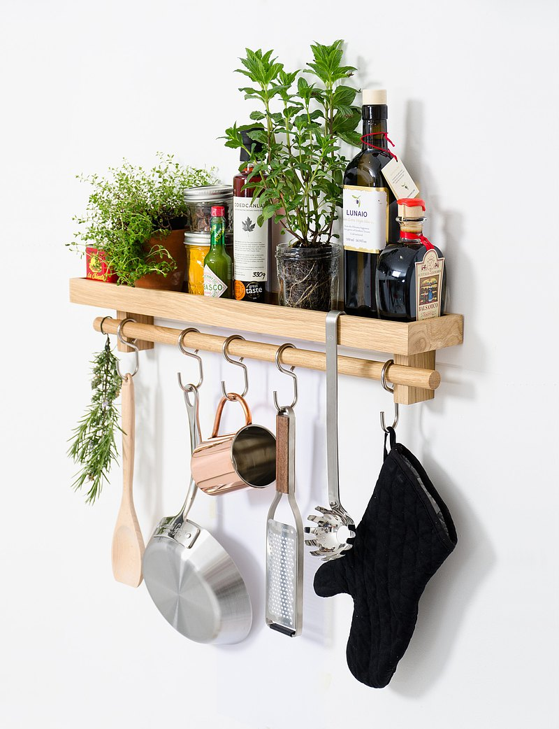 廚具掛架 / Utensils Rail Shelf