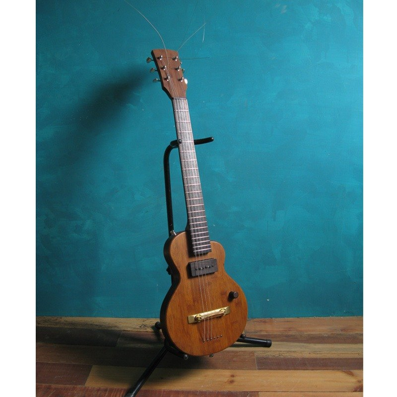 Shochiku electric guitar BAMBOO TOP GUITAR