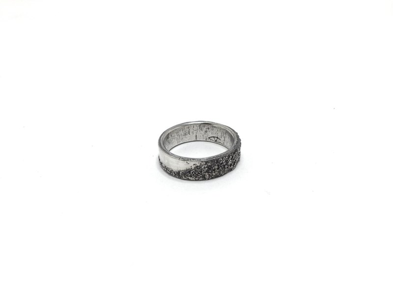 Keleilisi one style · Silver Ring (plane) | Clarice