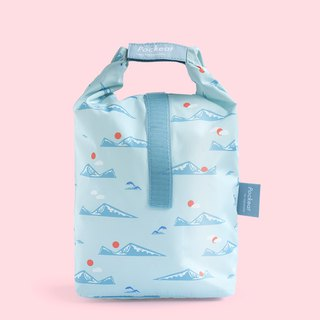 Good day | Pockeat green food bag (large food bag) - Guishan Island