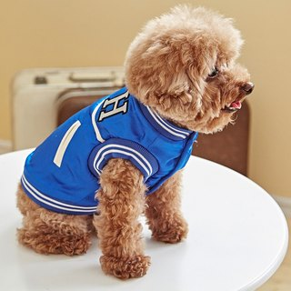 Pet clothes sports vest