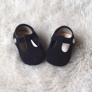 Black Baby Girl Shoes, Baby Moccasins, Baby Booties, Infant Crib Shoes