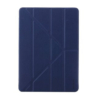 "OVERDIGI Fiber iPadpro9.7 ""Multifunction Protection sleeve blue"