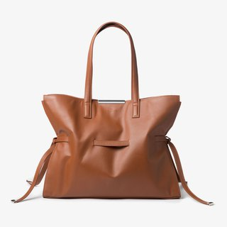 Ally Shoulder Bag | Cinnamon