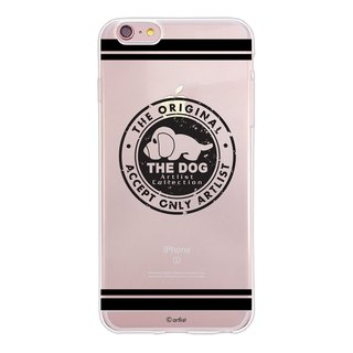 The Dog Big Dog Authorized - TPU Case, AJ02