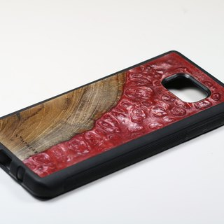 """LAVA""- wooden case"