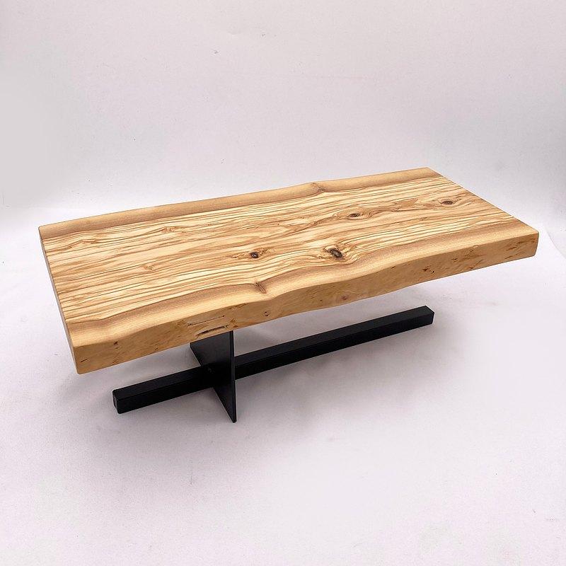 鐵木和 橄欖木桌上展示架 桌上置物架 家飾架 展場架 萬用架