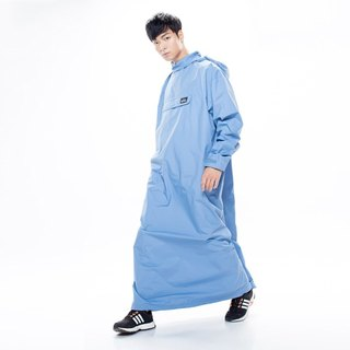 【MORR】PostPosi anti-wear raincoat-morning blue/top-class motorcycl