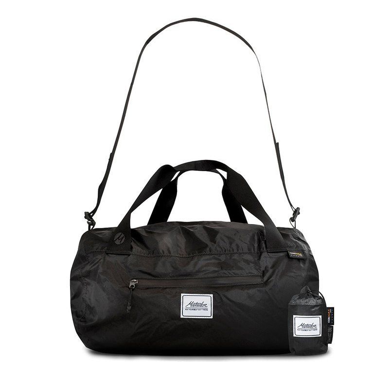 Matador Matador Transit16 Pocket Duffle Mini Folded Side Bag - Black