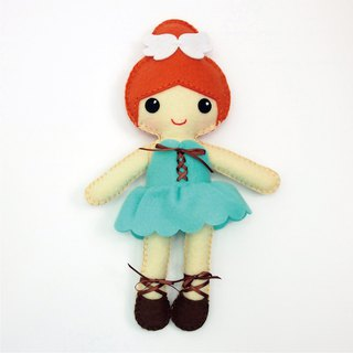 Fairy Land [Material Bag] Barre Dance Doll - Green