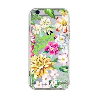 Colorful Garden - iPhone X 8 7 6s Plus 5s Samsung S7 S8 S9 Mobile Shell Case
