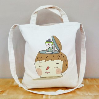 Good difficult Straight canvas bag