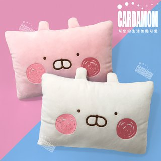 [USAMARU Rabbit Pills] soft Mochi Q bomb afternoon pillow · Genuine Authorized Card International
