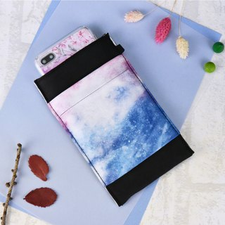 Period limit - Starry series [A Midsummer Night] can wipe the phone case (-hand / neck rope must be added)