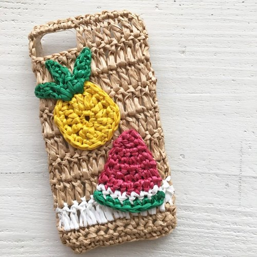 iPhonecase/tropical fruits