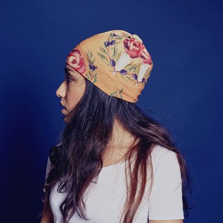 【City Collection_Milan】Gelato Multifunctional Headwear