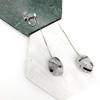 Minimalism - Agate 925 silver Earrings 【Wedding 】【Christmas Gift】【Birthday Gift】
