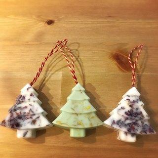 Christmas Tree Petal Fragrance Strap (50g*2 Gift Package+Paper Bag)