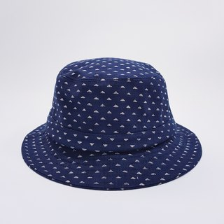 British disc gentleman hat super texture Japanese small triangle #日本布# Valentine's Day #礼物# wild