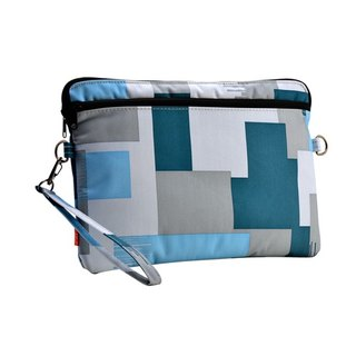 "SOLIS [ Camouflage Series ] 10.5"" Tablet Sleeve Case(sky blue)"