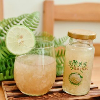 Facial Beauty Lemon Jade Dew | Collagen + Dietary Fiber (24 calories)