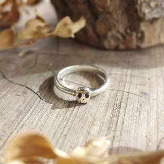 Sterling Silver - Little Owl Ring