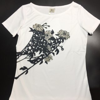 Changyu T-shirt_Female (Chrysanthemum)