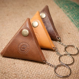 Dreamstation leather Pao Institute, vegetable tanned leather wallets, key cases.
