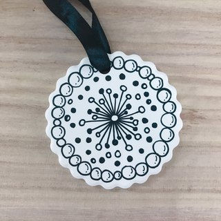 Hand-painted incense stone pendants [customizable]
