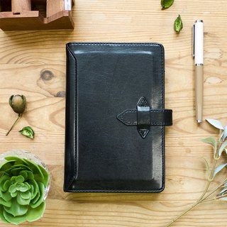 Loose-leaf Organizer - 48k, 6 rings, with fountain pen friendly paper