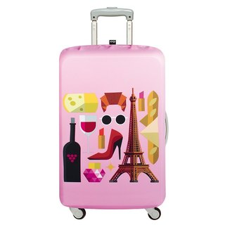 LOQI luggage jacket / new Paris LLHEYPA [L]