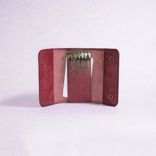 Classic Key Holder - Maroon