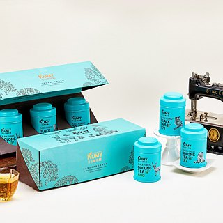 Tea Gift Set – Star Ornament Black Forest(Oolong127 +Oolong600+ Black tea171)