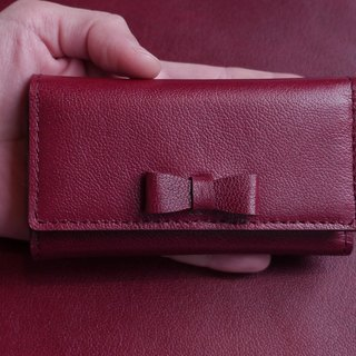 Red Leather Wallets