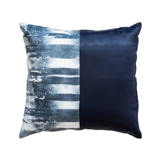 piinpillow - ocean blue 16x16 inches pillow cover / 枕頭套 / ピローケース