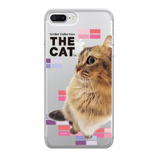 The Dog big dog license - TPU phone shell, AJ16