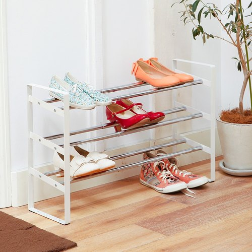 Wonderful CB Japan SMART Retractable Shoe Rack