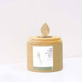 Handmade incense (Gift Set) - lemongrass flavor