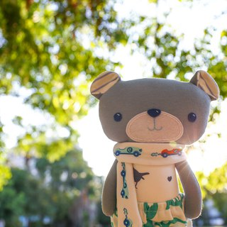 [Clothing Memorial Doll] Bear