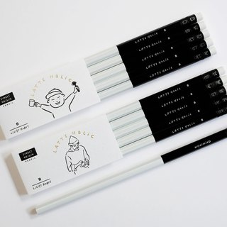 WHOSMING - LATTE HOLIC Pencil