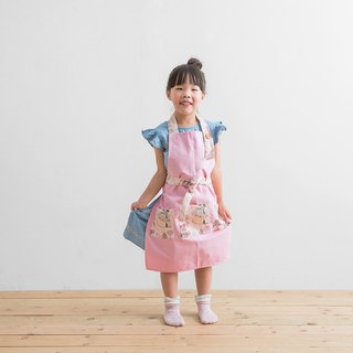 午茶時光 兒童款圍裙 Tea Time Fantasy - Host of Apron (For Kids)
